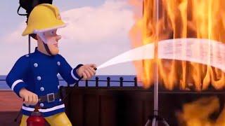 Strażak Sam | Sam ratuje każdego 🔥Strażak kreskówka | Bajka dla dzieci po polsku