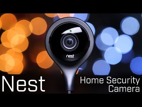 Nest Cam - Home & Office Security Camera - 2016 Review - Nest App