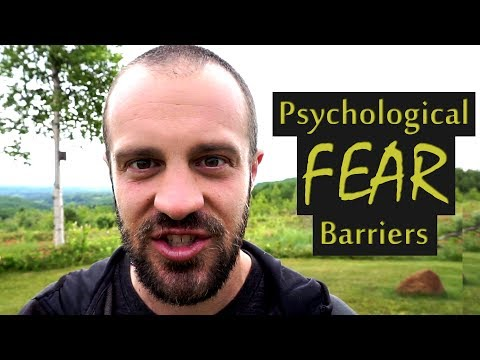 Psychological Fear Barriers