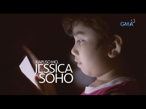 Kapuso Mo, Jessica Soho: Adik sa gadget