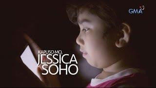 Kapuso Mo, Jessica Soho: Kids' digital addiction