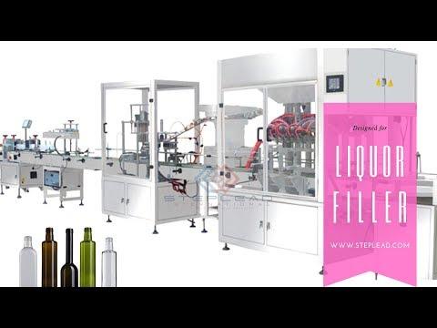 The Beginner's Guide To Bottling Lines & Bottling Equipment For Wine And Liquor - 2019
