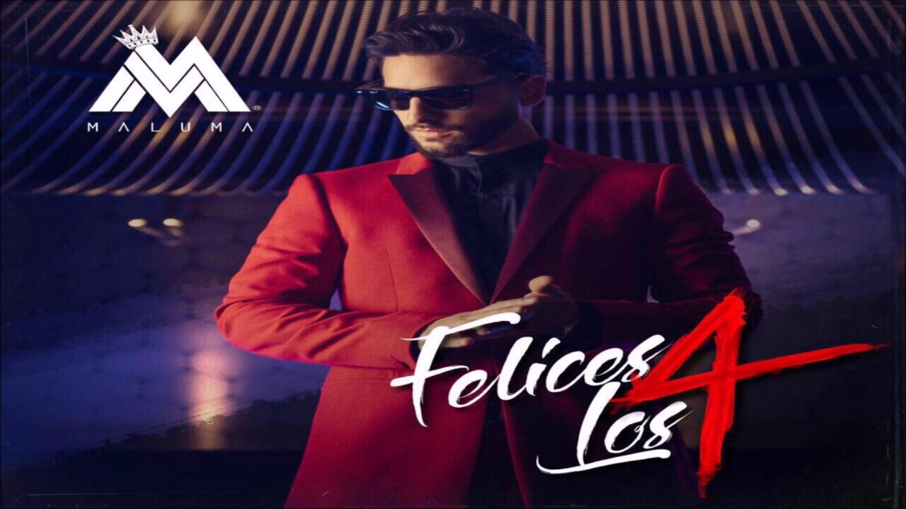 Maluma - Felices Los 4 - YouTube