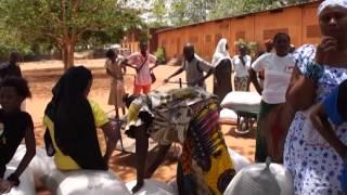 100 kg Mais: Nahrung in der Trockenzeit
