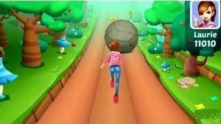 Subway Princess Runner game : jungle run    Subway surfers    Run game in Android phone #shorts