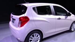 2018 Chevrolet Spark LT WHite Special First Impression Lookaround Review in 4K Edition