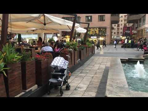 Ереван. Прогулка по Северному Проспекту