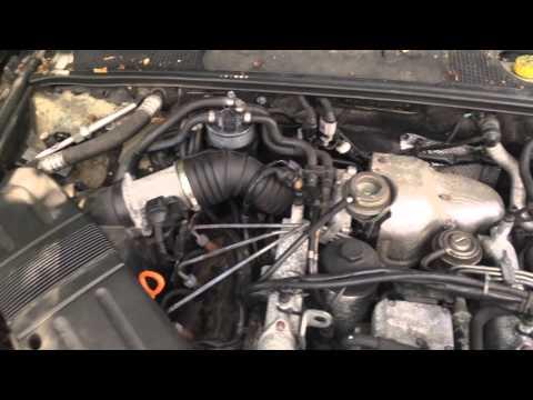 Audi A4 2,5 tdi quattro motorschaden