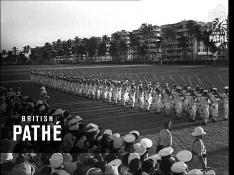 Independence Day In Bombay (1947)