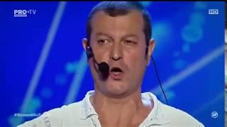 Romanii Au Talent 2018 - Ion Popa Part 1