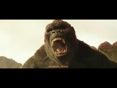 "KONG: SKULL ISLAND - ""Shutter"" TV Spot"