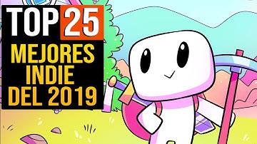 TOP 25 BEST INDIE GAMES of 2019
