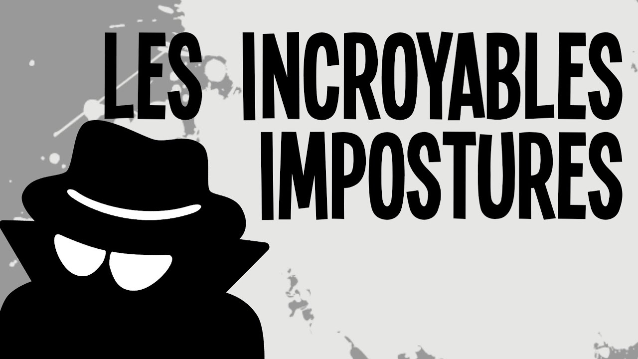 Les 3 incroyables impostures – Nota Bene #13