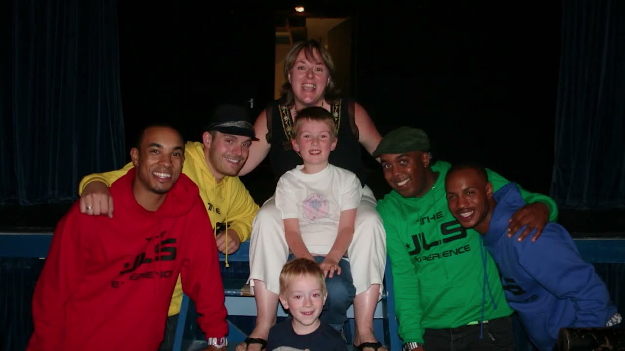 2011 - JLS Experience Tribute Night, Princes Pavilions, Falmouth