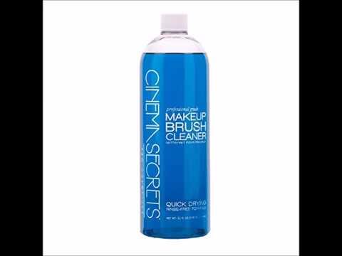 Cinema Secrets Professional Makeup Brush Cleaner 32 oz