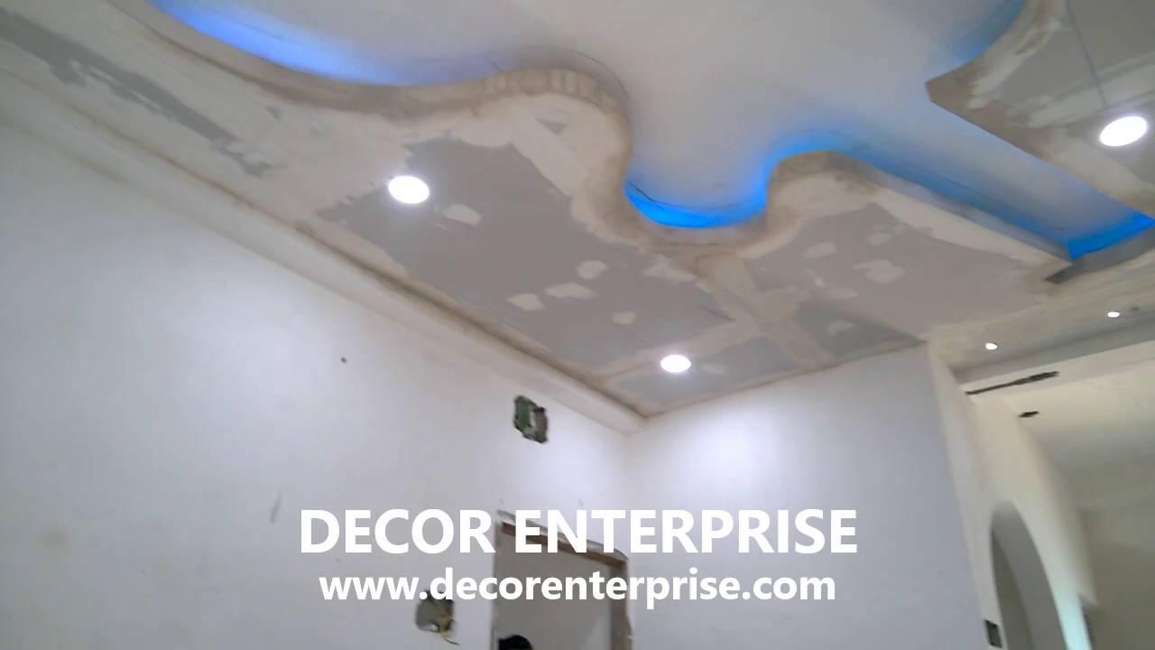 Mr Ankit Sarkar House Living Room False Ceiling Guitar Designing