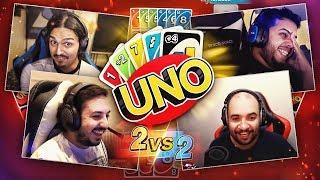 اونو : أصدقاء الأمس أعداء اليوم 😔 !! ( مع أحمد شو وطرباخ و عزيز ) | Uno