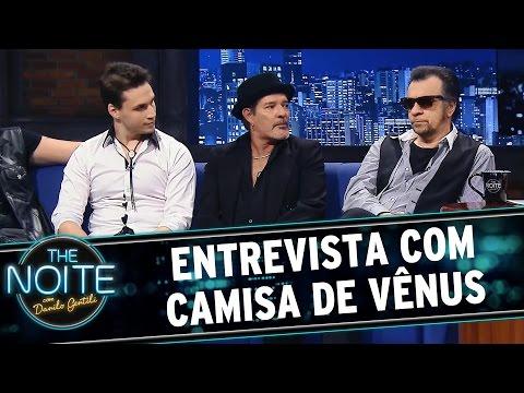 The Noite (01/09/15) - Entrevista com Camisa de Vênus