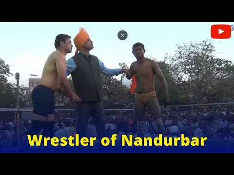 a22 Wrestler from Nandurbar