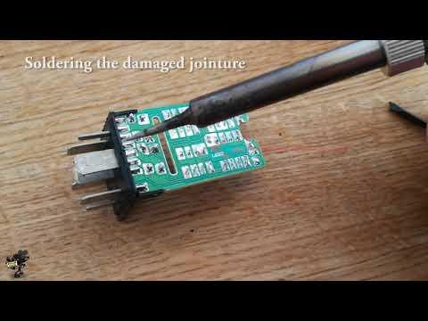 DIY Saab 9-5 Relay Lamp Control Repair