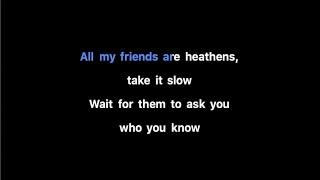 Twenty One Pilots - Heathens Karaoke