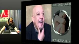 Studio 90 Italia Intervista ad Enrico Ruggeri di Paola 4.
