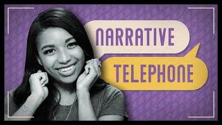 Narrative Telephone Round 2 Ep. 4: Mica Burton Murders Cast of Critical Role