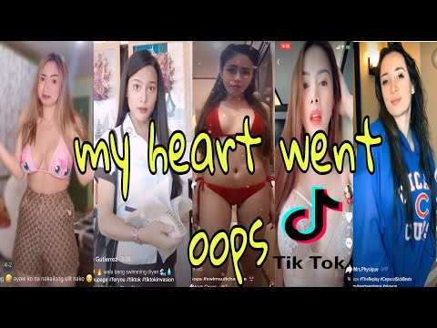 MY HEART WENT OOPS! | THE VIRAL TIKTOK 2020| TOO HOT