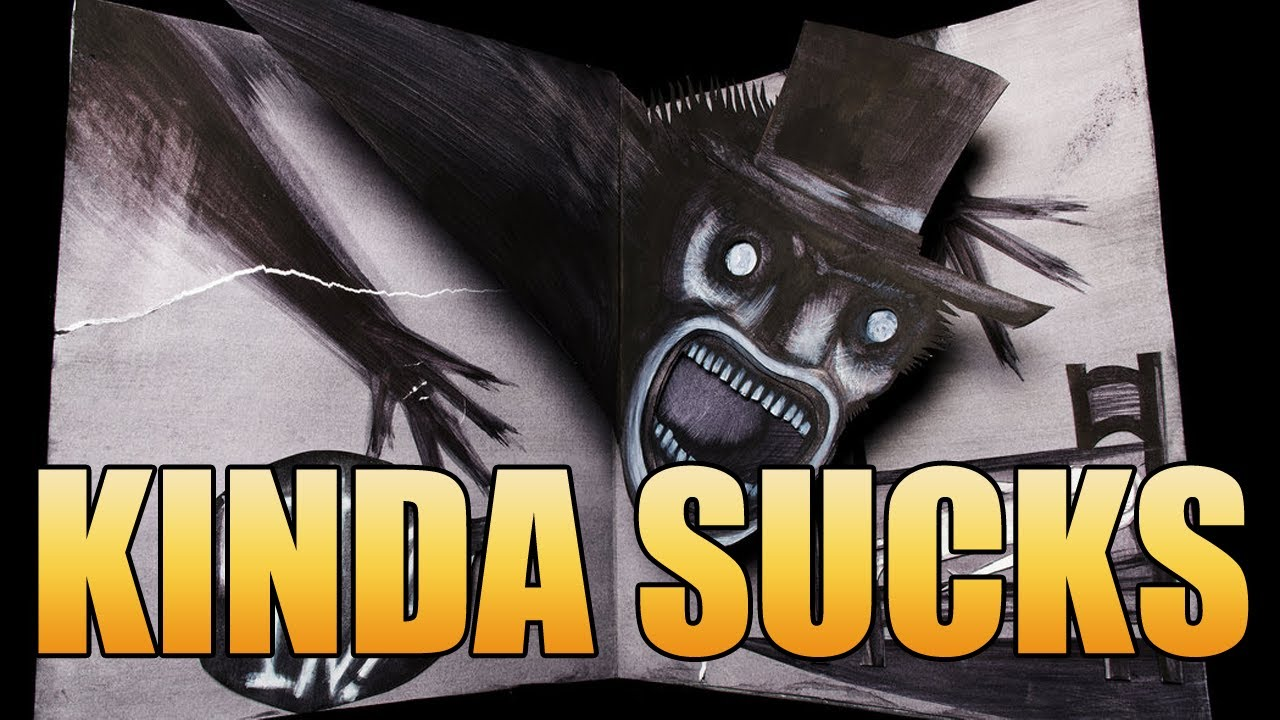 Image result for babadook sucks