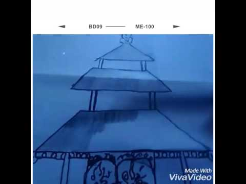Tahap Pembuatan Meru Bali Hindu Youtube