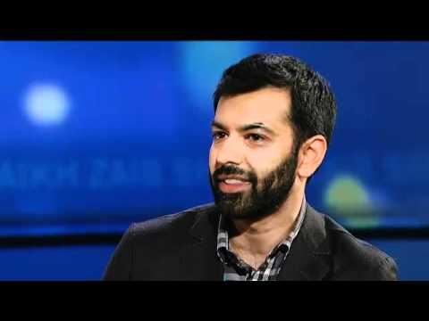 Zaib Shaikh on Katie Couric