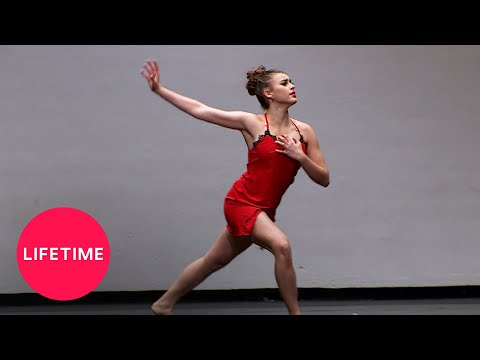Dance Moms: Kalani WINS Her FIRST EVER Senior Solo (Season 7 Flashback) | Lifetime