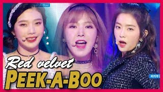 Download Lagu [HOT] Red Velvet - Peek-A-Boo, 레드벨벳 - 피카부 20171209 Mp3