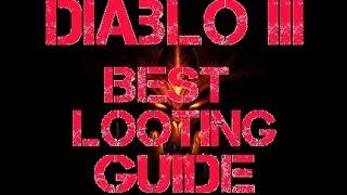 Diablo 3 ToDMeRkIn94 Best Farming Guide 2.0.5 / 2.1