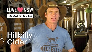 Explore Bilpin with Hawkesbury local Shane McLaughlin from Hillbilly Cider