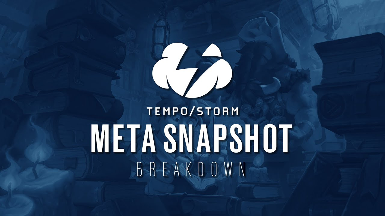 CLASS IS NOW IN SESSION! | Standard Meta Snapshot Breakdown | Tempo Strategy [Scholomance Academy]