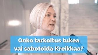 Rantanen: Nyt pitää ajatella Suomen etua