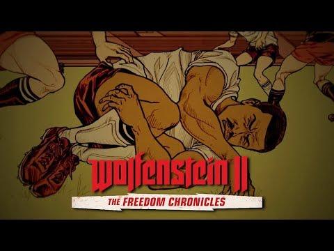 """04: Episode 1 - """"Gunslinger Joe"""" - jetzt aber richtig!! 🌎 WOLFENSTEIN II: THE FREEDOM CHRONICLES von YouTube · Dauer:  21 Minuten 46 Sekunden"""