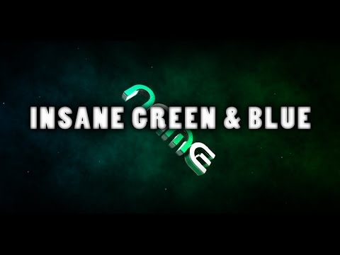 || Insane Green & Blue Intro Template! || NEED MORE REQUESTS! || SkooArtz || Best! ||