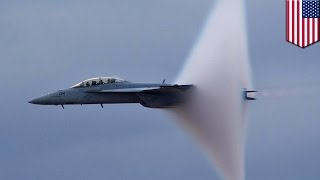 New Jersey earthquake actually tremors caused by sonic booms from fighter jets - TomoNews