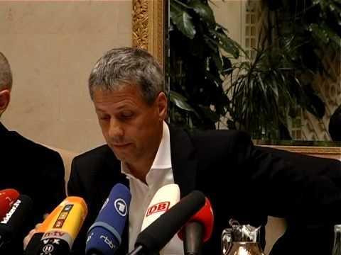 Lucien Favre kritisiert Hertha-Präsidenten