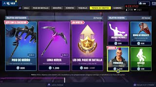 THE *NEW FORTNITE STORE TODAY NOVEMBER 28 *NEW SKIN* PUNKARRA AND *NEW OFFER* LEVELS