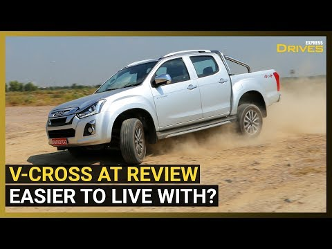 Isuzu D-Max V-Cross Automatic Review: Now easier to live with?