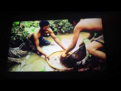 Film on mining gems in Thailand