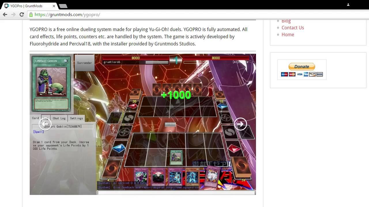 Download ygo pro android 1 5 0 by LaCameraDeiDuellanti