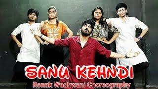 Sanu Kehndi Kesari Ronak Wadhwani Choreography Akshay Kumar & Parineeti Bollywood Dance
