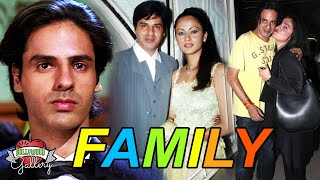 Rahul Roy Family With Parents, Wife, Brother & Girlfriend