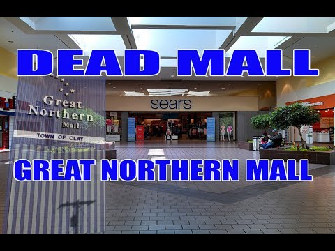 DEAD MALL : Great Northern Mall