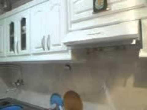 cuisine style fran ais meuble pour four encastr youtube. Black Bedroom Furniture Sets. Home Design Ideas