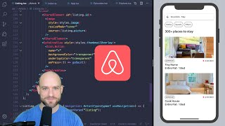 """Gambar cover Airbnb Shared Transition - """"Can it be done in React Native?"""""""